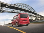 The Transit Connect Wagon offers 100 cu. ft. of cargo room, according