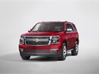 The 2015 Chevrolet Tahoe will be available at dealerships during the