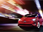 Toyota unveiled the 2016 Prius on Sept. 8 in Las Vegas.
