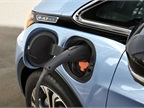 The Bolt EV will suport DC fast charging.
