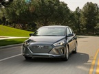 The Ioniq eco-focused vehicle is the first in the world to offer three