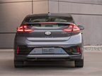 Ioniq Hybrid and Plug-in feature a multi-link rear suspension system