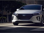 The Ioniq Hybrid and Plug-in both feature a six-speed EcoShift