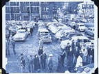 In post-World War II years, the pent-up demand for used vehicles was