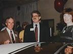 Circa 1980s, Bob Betagole (right) successfully managed the company