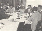 [1979] Earl Holtzman and Joe Somers lead the annual workshop on