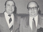 (from left) Murray Heit of Stillman & Hoag Buick-Ford, JD