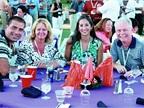 (L-R) Dennis Saric of ARI, Lisa Adams of WL Gore, Kristina Nicoles of