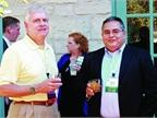 Rick Nicoletti (left), general manager for the Napleton Fleet Group,