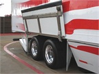 Fleets said they liked the idea of covering the trailer wheels for