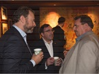 (L-R) GM President Dan Ammann and GM EVP Alan Batey took advantage of