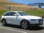 The Audi Allroad will replace the A4 Avant in the 2013 model-year.
