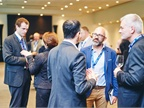 Networking allowed attendees to renew and build professional and