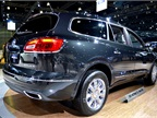 For 2013, the Buick Enclave features a number of exterior