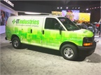 Chevrolet Express full-size van