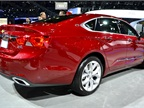 The all-new edition of the Chevrolet Impala will offer three engine