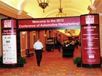The conference was held at Ceasar s Palace in Las Vegas.