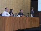 Deb Frodl of GE CApital Fleet Services moderated a panel discussing GE