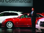 Don Butler, marketing VP for Cadillac, reviewed the brand s offerings