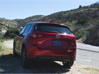 Three trim levels are available for the 2017 CX-5 refresh: the Sport,