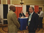 Levi McCoy (left), former director of remarketing for LeasePlan, and