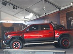 Ram also unveiled its Rebel TRX concept vehicle. The Ram 1500/Rebel