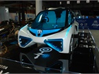 Toyota s FCV Plus concept vehicle presents Toyota s view of a