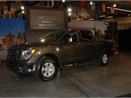 The half-ton pickup is powered by a 5.6-liter Endurance V-8 engine,