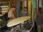 One stop was to Shaper Studios, a custom surfboard fabricator.