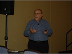 Art Liggio od Driving Dynamics gives session attendees a
