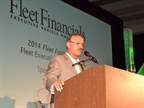 Wayne Smolda of The CEI Group announces the Fleet Executive of the