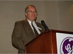 Global Fleet Management Conference Co-Chair Mike Antich welcomes