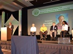 AF Editor Mike Antich moderates the closing session addressing the