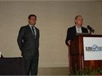 Denis Ferault (left) and Robert Sandler of PHH Arval Global Alliance