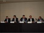 Andre Dutkowski of Daimler AG, Steve Higgs of General Motors, George