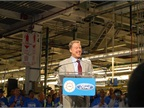 Executive Chairman Bill Ford told the assembled guests that the Rouge