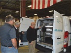 Auto Truck Group worked with SpitzLift to develop a lift for the