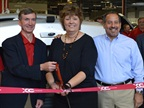Auto Truck Group President Jim Dondlinger, Kansas City GM Jenny