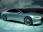 Audi s Prologue concept car