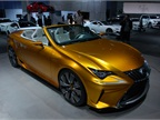Lexus  LF-C2 concept convertible