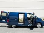 Dual side sliding doors and rear 40/60-split doors offer various