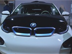 BMW i3 all-electric vehicle