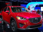 The 2015 Mazda3 has an added a six-speed manual transmission, in