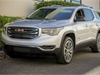 The Acadia is a front-wheel drive mid-size SUV with optional all-wheel