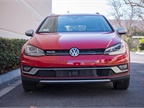The Golf Alltrack is based on Volkswagon s Golf platform.
