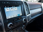 SYNC 3 served to an 8-inch touch screen offers infotainment, Bluetooth