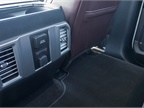 The rear of the center console includes climate and seat heater