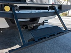 Like the F-150, the F-250 includes an integrated tailgate step with