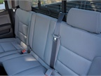 The rear seats are a 60/40 fold-down bench.