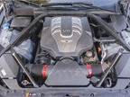 This G80 is powered by a 5.0L V-8 that makes 420 hp.